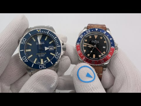 Davosa Swiss Watches. Considering Steinhart? Check These Out Instead.
