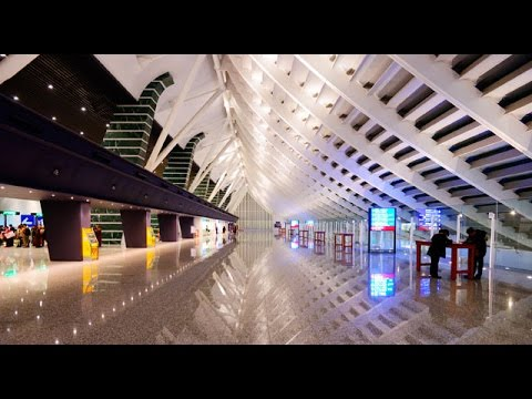HD Tour TAIPEI AIRPORT | CHECH-IN+AIRSIDE+DUTY FREE