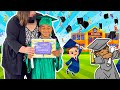 SURPRISING OUR 6 YEAR OLD SON DJ WITH A PARTY FOR GRADUATING KINDERGARTEN | THE PRINCE FAMILY
