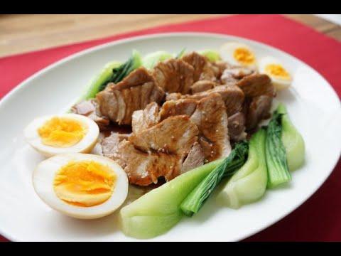 【上手な煮物のコツ】煮込むだけ!失敗しないごちそう煮豚と煮卵【おもてなし・作りおき】