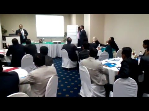 Overseas Treaty Workshop 2016 organized by KMD Dhaka office, Part 2