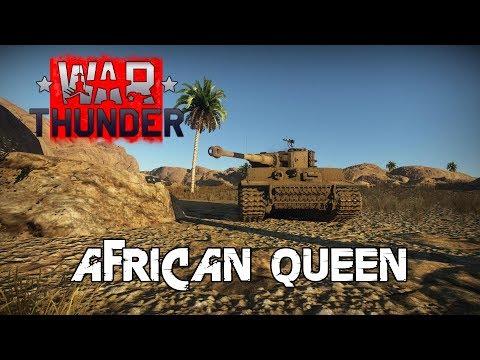 War Thunder - African Queen