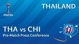 THA v. CHI - Thailand - Pre-Match Press Conference