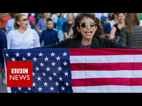 What is a Day Without Immigrants like?  BBC News