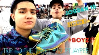 Trip To The Thrift #19 Lebron 10, Baby Jordan 10, Sports Memorabilia FT. JAYPEE!?! Thumbnail