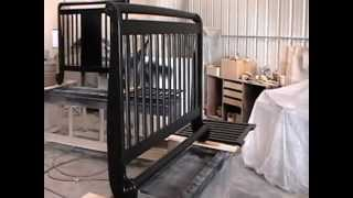 A Little Baby Crib Project.......