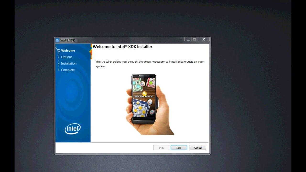 download intel xdk offline