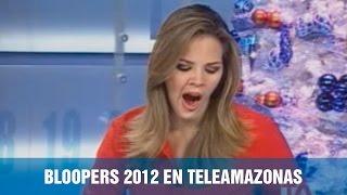Tras cámaras: Esto les sucedió a los presentadores del lindo canal en el 2012