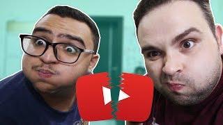 الخسران يمسح قناته من اليوتيوب
