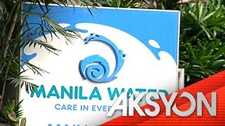 Parusa sa Manila Water