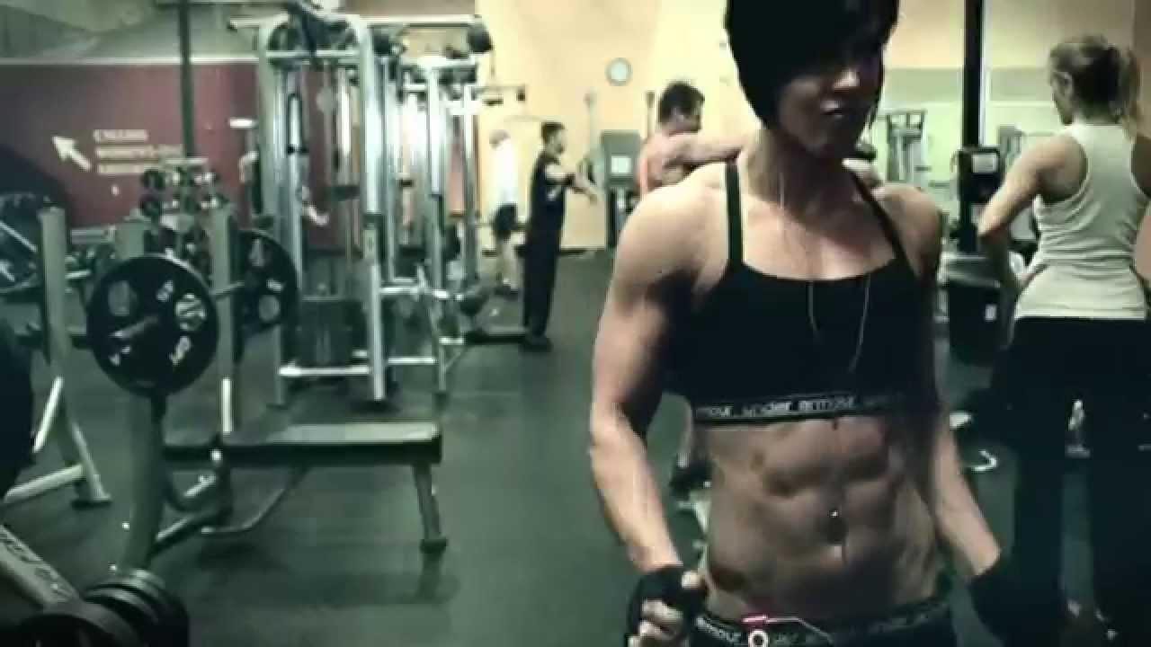 Female Fitness Motivation-youtube