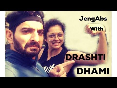 JengAbs with Drashti Dhami