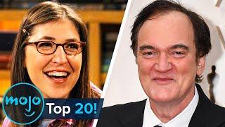 Top 20 Smartest Celebrities Ever