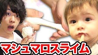 【実験】マシュマロスライム作ってみた!【ZyonMana × 876】