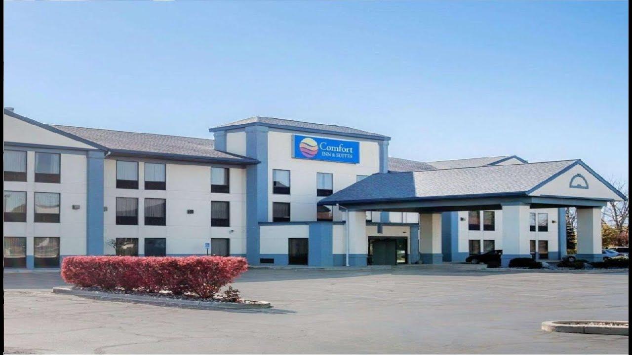 Comfort Inn Suites Maumee Toledo I80 90 Hotels Ohio
