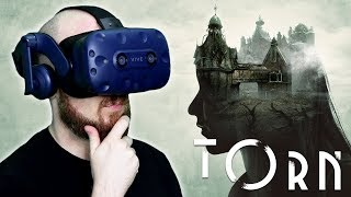 Torn VR Review HTC Vive Pro