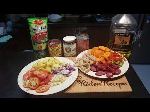#ridonrecipes Beef Callos