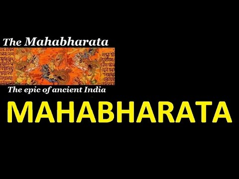 THE MAHABHARATA ANCIENT INDIA HISTORY BOOK OF A LOST CIVILIZATION