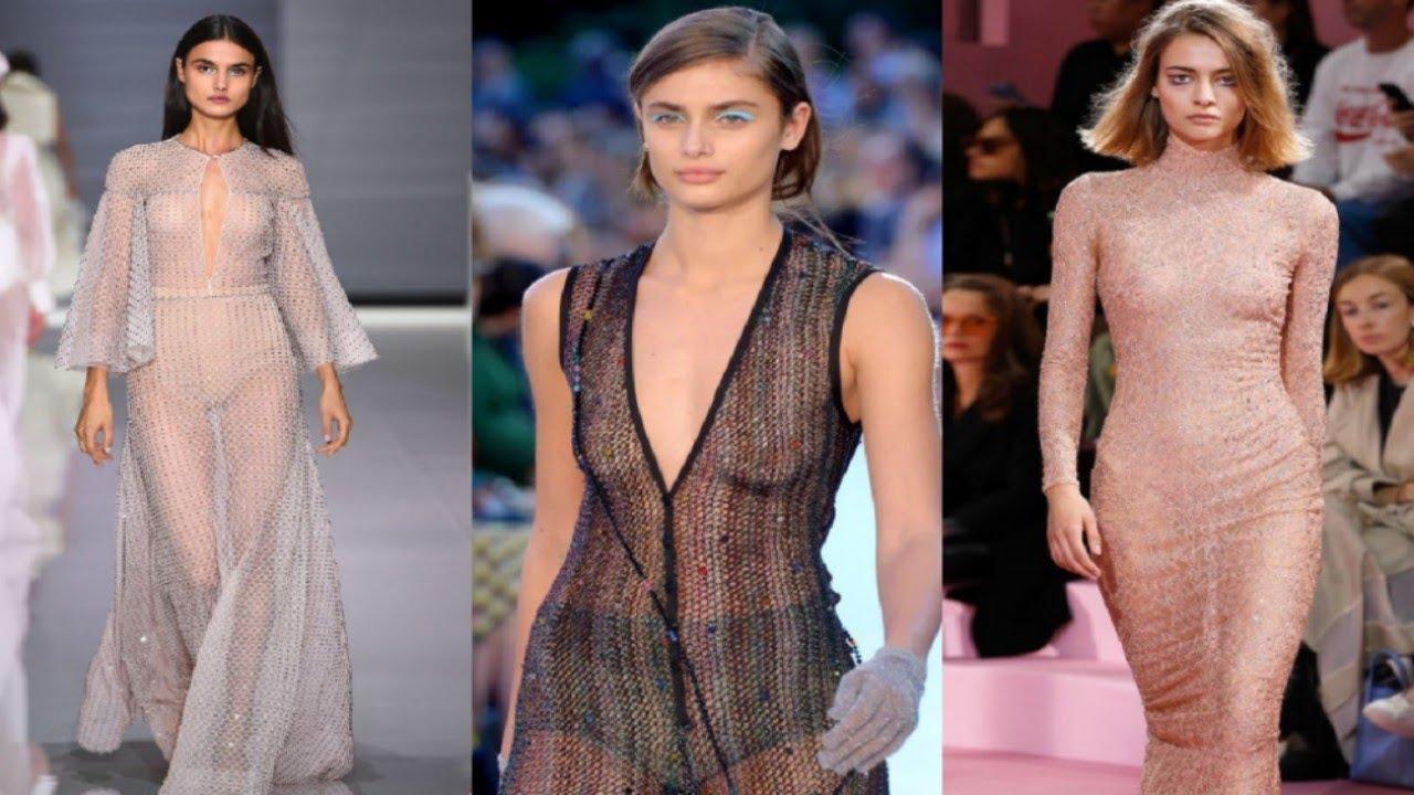 Download See Through (No Bra) Fashion Show