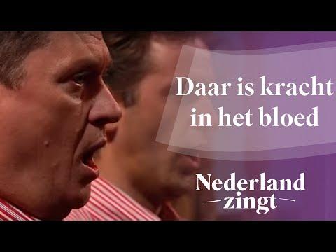 Nederland Zingt: Daar is kracht in het bloed