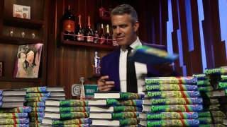 "Andy Cohen Talks His New Book ""Superficial"""