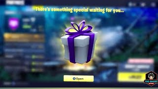 How to *get* or give gift in fortnite (Exchange System) // Fortnite Battle Royale