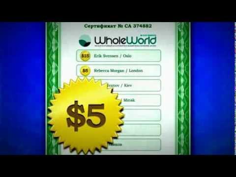 Заработок в интернете без вложений. Финансовая независимость Elven Gold, Элвин Голд.из YouTube · Длительность: 6 мин11 с