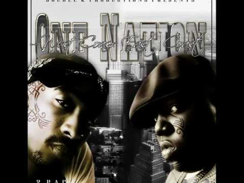 "1_ ""Lets Fight""-2pac ft Greg Nice [ONE NATION]"