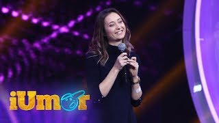 Ana Maria Calița, stand-up comedy de senzație despre rate, vacanțe și... relații intime