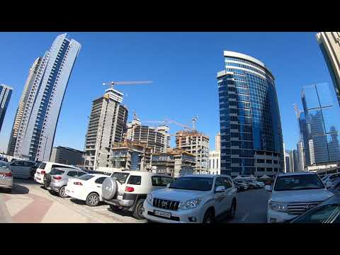 Exploring Dafna Financial Hub Doha Qatar | Qatar Travel Tour