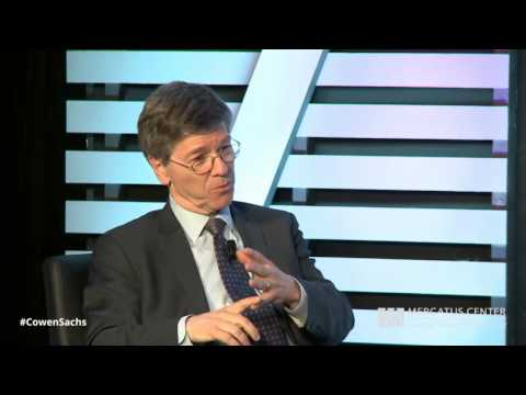 Jeffrey Sachs Conversations with Tyler