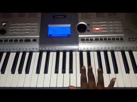 Senjitaley Song Remo Keyboard Notes