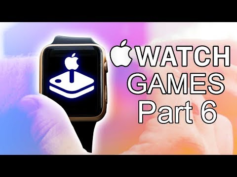 BEST, FUN - Game Apps For The Apple Watch. Part 6