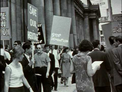 New York Documentary--Original Penn Station