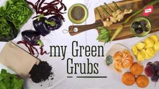 My Green Grubs - Joey