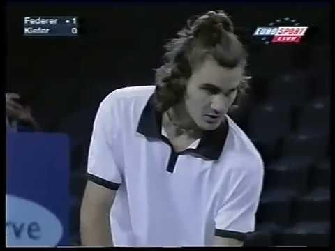 London 2000 R1 - Federer vs Kiefer