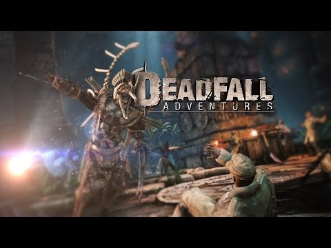 Deadfall Adventures | PC GAMEPLAY | 2K PUBLISHER GAME SALE