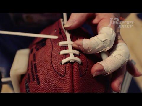 How to Make a Football! No Deflategate...