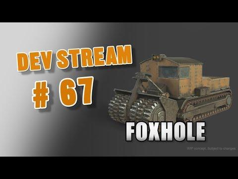 foxhole-devstream-#67---harvesting-time
