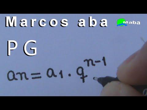 PG - Progressão Geométrica - Aula 01