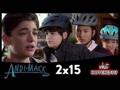 "ANDI MACK 2x15 Recap: The ""Perfect"" Day & Jonah's Panic Attack - 2x16 Promo"