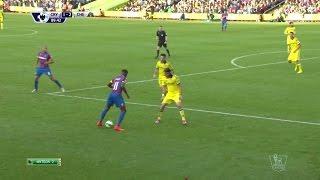 Wilfried Zaha Vs Chelsea Home HD 720p (18/10/2014)