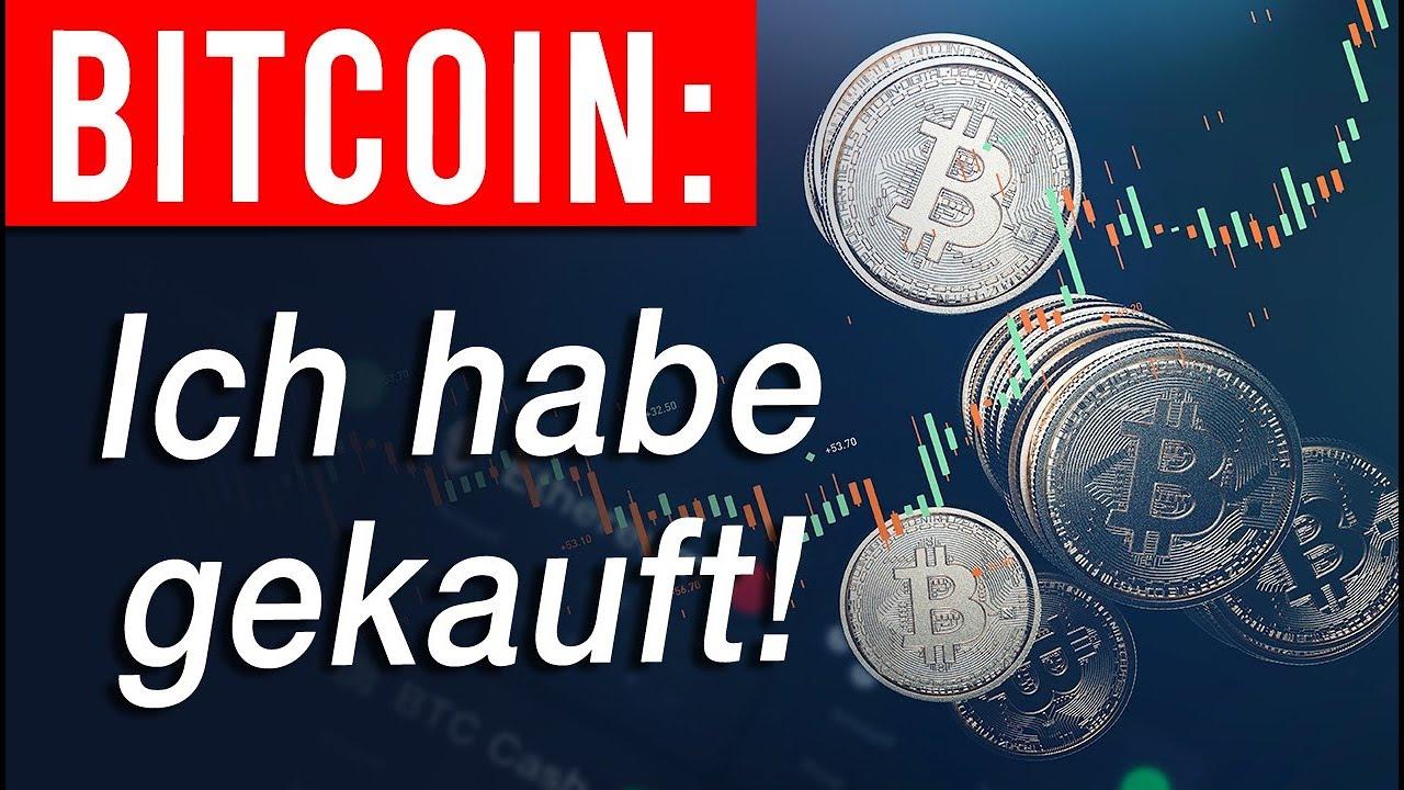 Ich habe Bitcoin bei 60k gekauft