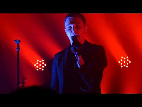 Hurts - Stay live Manchester Academy 2 01-04-13