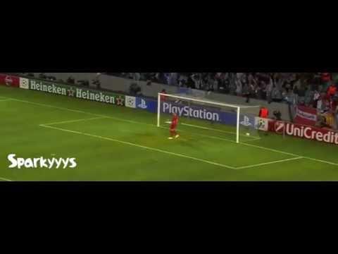 Magnus Eriksson amazing goal vs Salzburg