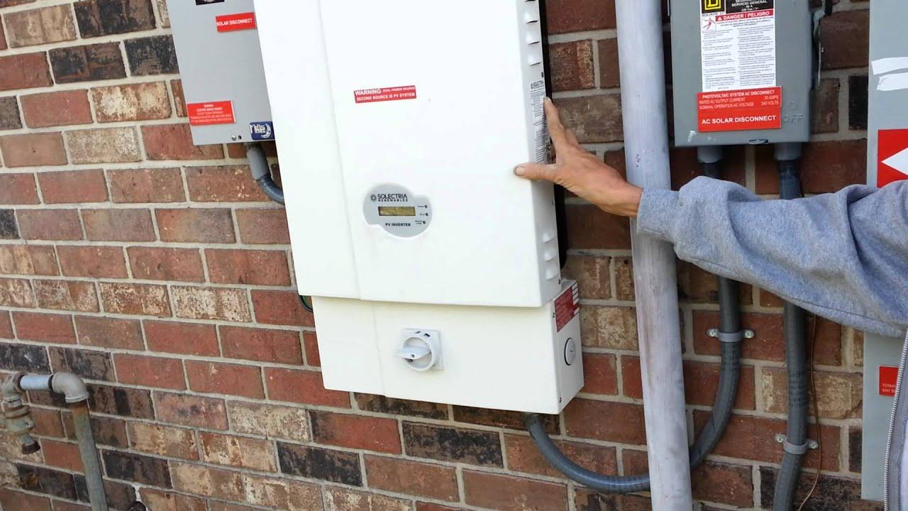 DirectSun Solar 5 0KW Solar Panel Installation-Conergy Panels-Solectria  Inverter
