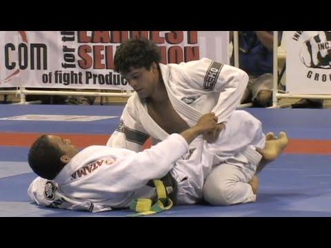 Robson Moura VS Samuel Braga / World Championship 2007