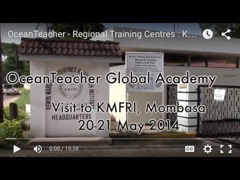 OceanTeacher - Regional Training Centres : Kenya Marine And Fisheries Research Institute KMFRI