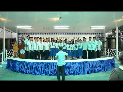 The Majesty and Glory of Your Name - Manila Science High School Chorale