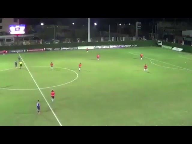 Trujillanos FC protestó en medio del juego con Yaracuyanos FC tras siete meses sin cobrar